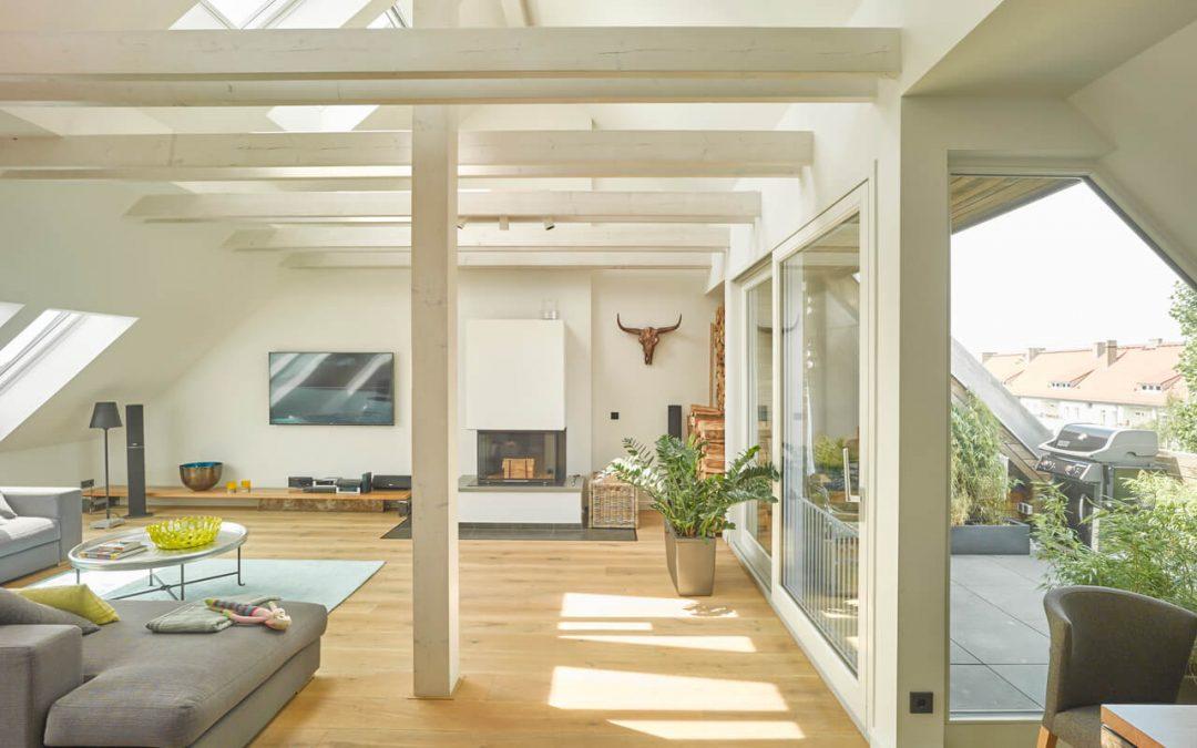 5 razloga zbog kojih ćete poželjeti imati stan u potkrovlju