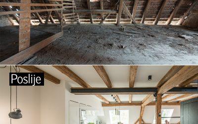 Vrste krovova i na koji način diktiraju uređenje stana u potkrovlju
