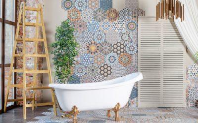 Keramičke pločice kao završna obloga poda i zida