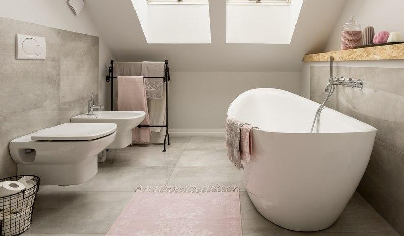 Sanitarije u kupaonici – izbor oblika i materijala