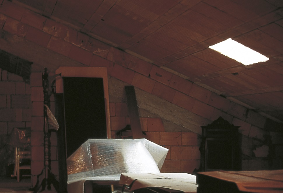 Zadivljujuća preobrazba skučenog potkrovlja s krovom blagog nagiba