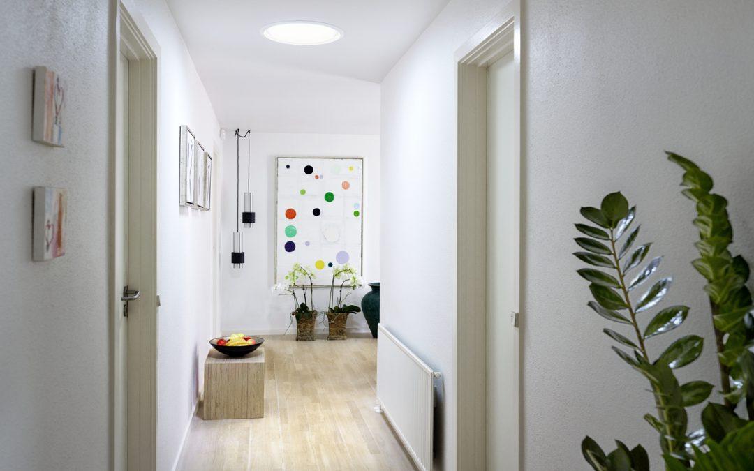 Dovedite prirodnu svjetlost u mračne dijelove donjih etaža