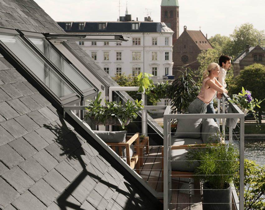 Mali balkon u potkrovlju – Vaše mjesto pod suncem