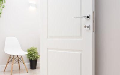 Sobna vrata u potkrovlju