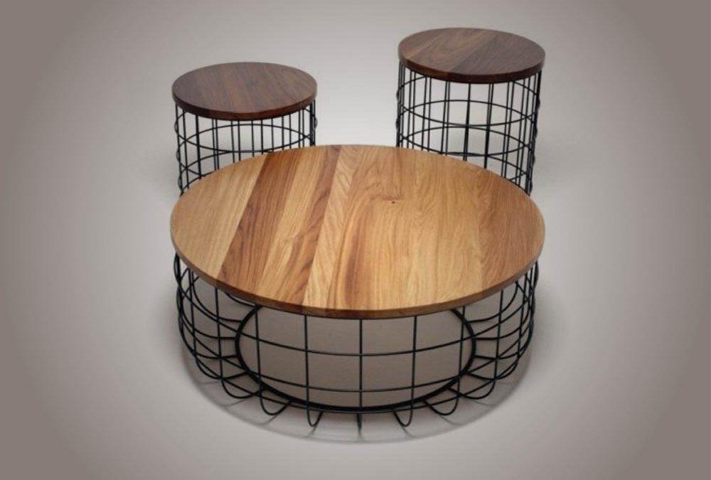 Dare Studio – žičani stolić