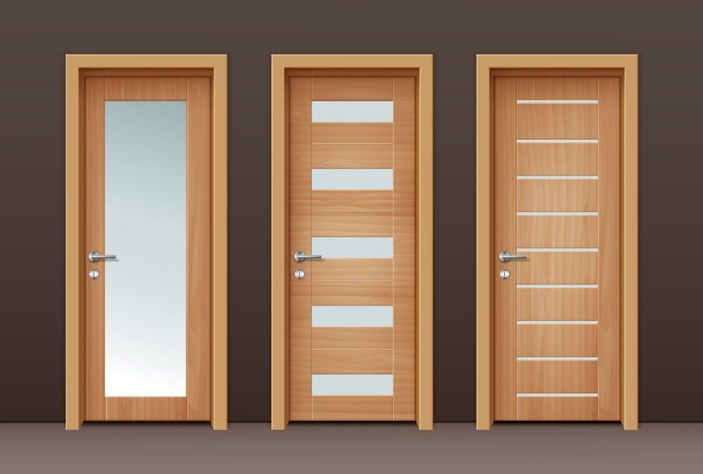 Od čega se rade sobna vrata?
