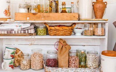 Smočnica – dobar raspored za čuvanje namirnica