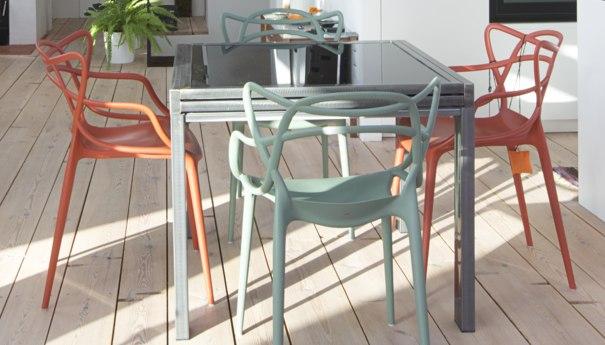 Philippe Starck, Masters Chair – Homage vrhunskom dizajnu
