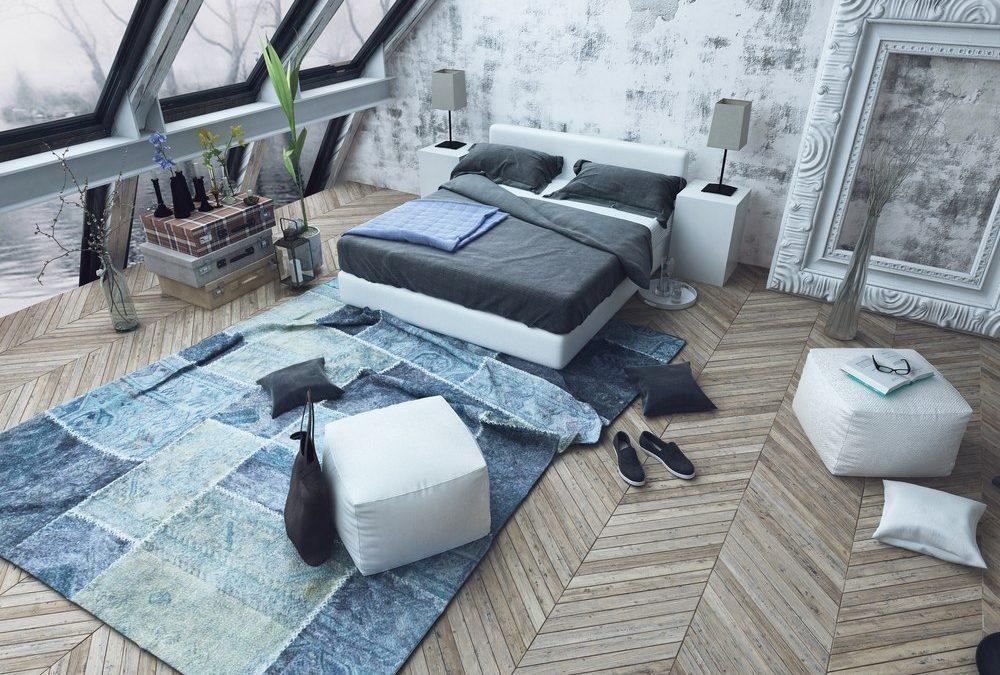 Drvene daščice na podu – Mon cher parquet
