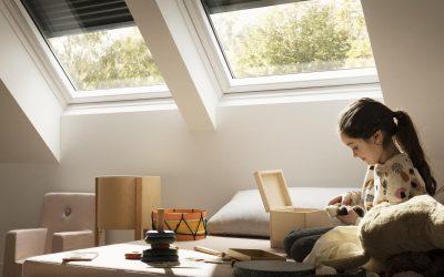 Vanjske rolete na krovnim prozorima za zaštitu od svjetlosti i topline