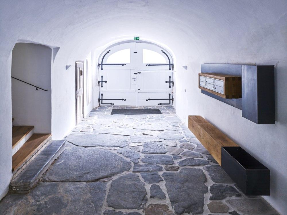 Glavni ulaz u zgradu