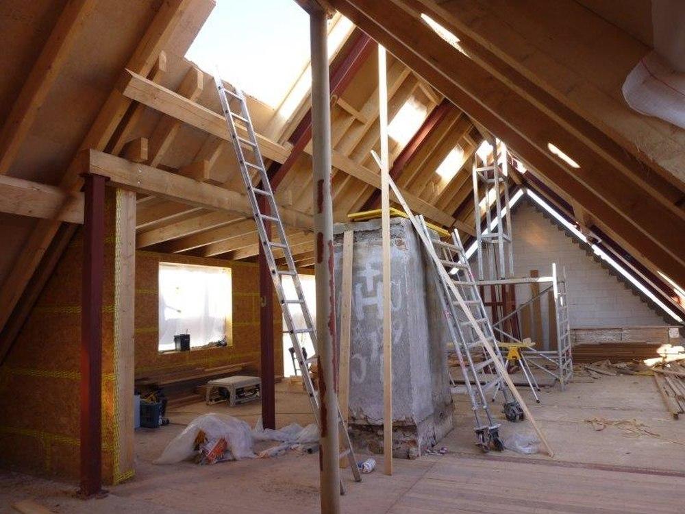 Uređenje tavanskog prostora