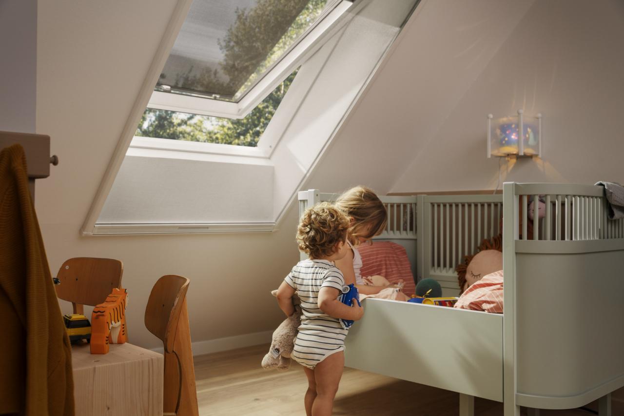 Komarnici za zaštitu od insekata u dječjoj sobi